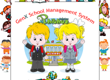 GenX School Management System