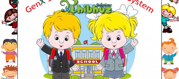 GenX School Management System